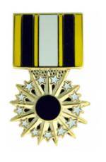 Air Force Distinguished Service Medal (Hat Pin)