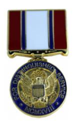 Army Distinguished Service (Hat Pin)