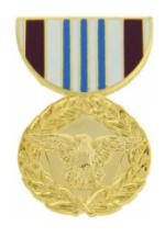 Defense Meritorious Service Medal (Hat Pin)