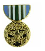 Joint Service Commendation (Hat Pin)