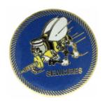 Seabees Pin (Large)