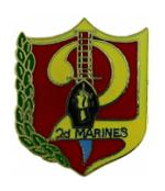 Marine Regimental Pins