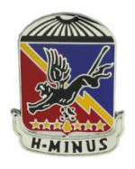 505th Airborne Infantry Pin