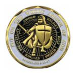 Sailor Armor Of God Challenge Coin