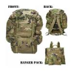 G.I. Back Packs