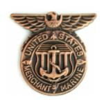 Merchant Marine Honorable Service Pin
