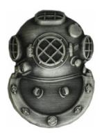 Army 2nd Class Diver Skill Badge