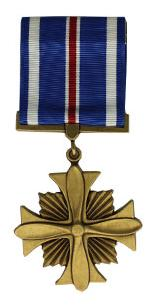 Distinguished Flying Cross Medal (Full Size)