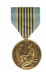 Airman's Medal (Full size)