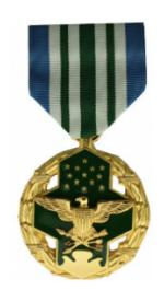 Joint Service Commendation Medal (Full Size)