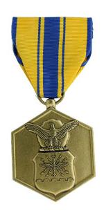 Air Force Commendation Medal (Full Size)