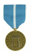 Korean Service Medal (Full Size)