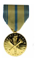 Armed Forces Reserve Anodized Medal (Full Size)