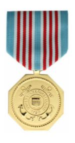Coast Guard Medal (Full Size)