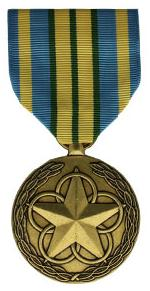 Outstanding Volunteer Service Medal (Full Size)