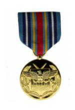 Global War on Terrorism Expeditionary Medal (Full Size) Anodized