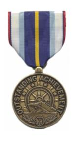 Merchant Marine Outstanding Achievement Medal (Full Sized)