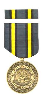 US Army Commemorative Medal & Ribbon Cased