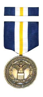 Honorable Service Commemorative Medal & Ribbon Cased