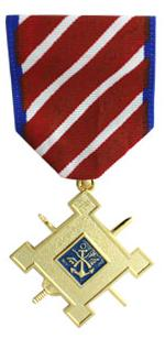 Vietnam Staff Service Medal 2nd. Class (Full Size Medal)