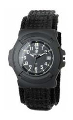 Smith & Wesson® Tactical Watch (Black)