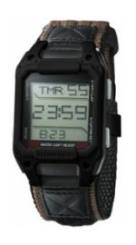 Humvee Recon Digital Watch (Black)