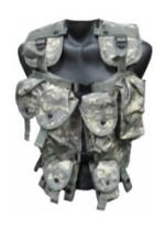 Tactical Assault Vest (Army Digital ACU)