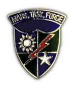 Army MARS Task Force Pin