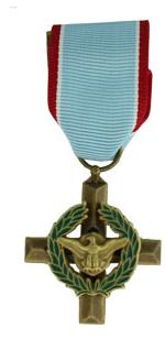 Air Force Cross Medal (Miniature Size)