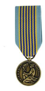 Airman's Medal (Miniature Size)