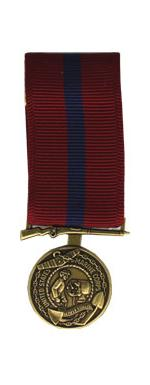 Marine Corps Good Conduct Medal (Miniature Size)