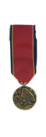 Naval Reserve Medal (Miniature Size) (Obsolete)