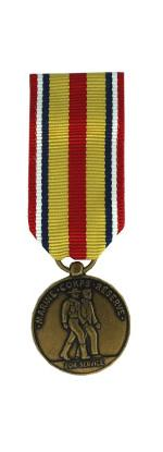 Selected Marine Corps Reserve Medal (Miniature Size)