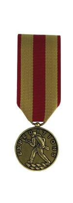 Marine Corps Expeditionary Medal (Miniature Size)