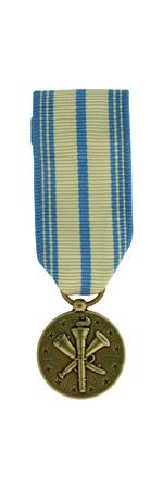 Navy Armed Forces Reserve Medal (Miniature Size)