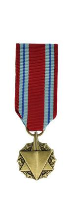 Combat Readiness Medal (Miniature Size)
