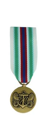 Merchant Marine Expeditionary Medal (Miniature Size)