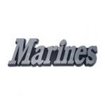 Marines Automobile Emblem