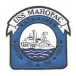 USS Mahopac ATA-196 Patch