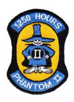 Phantom II 1250 Hours Patch