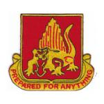 646th Tank Destroyer Battalion Patch