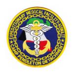 Marine Medical Patches