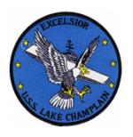 USS Lake Champlain CV-39 (Excelsior) Ship Patch