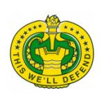 Army This We'll Defend Outside Window Decal