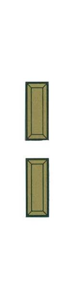 2nd Lieutenant Outside Window Decal