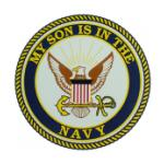 My Son Is In The Navy Outside Decal