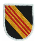 5th Special Forces Group Vietnam Flash