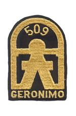 509th Airborne Infantry Regiment Patch