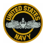 Navy Surface Warfare Patch (Enlisted)
