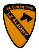 1st Cavalry Division Patch (LZ Albany)